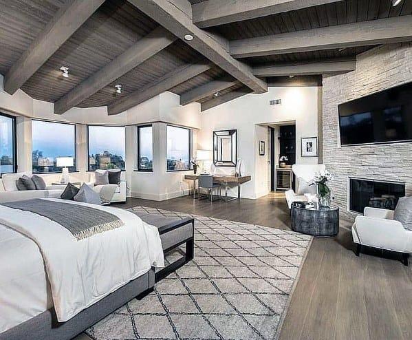 Top 60 Best Master Bedroom Ideas - Luxury Home Interior ... on Best Master Bedroom  id=84778