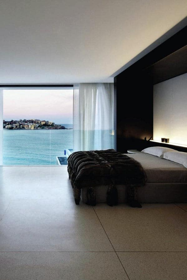 60 Men's Bedroom Ideas - Masculine Interior Design Inspiration on Bedroom Ideas For Men Small Room  id=59715