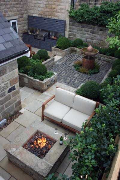 Top 60 Best Outdoor Patio Ideas - Backyard Lounge Designs on Cool Backyard Patio Ideas id=67452