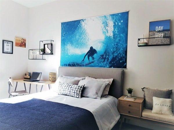 Top 70 Best Teen Boy Bedroom Ideas - Cool Designs For ... on Teenage Girl:pbu1881B-Jc= Cool Bedroom Ideas  id=72590