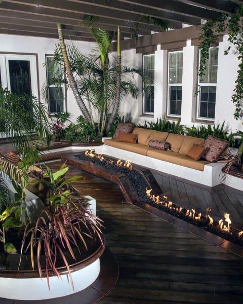 Top 60 Best Cool Backyard Ideas - Outdoor Retreat Designs on Cool Backyard Decorations id=86106