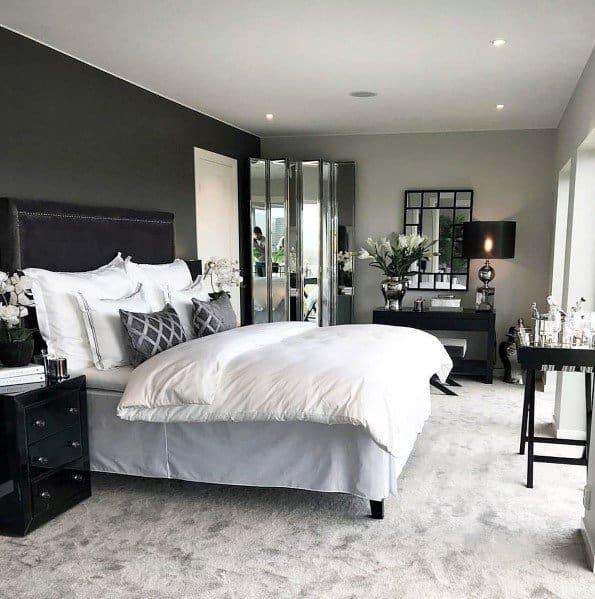 Top 60 Best Master Bedroom Ideas - Luxury Home Interior ... on Main Bedroom Decor  id=55753