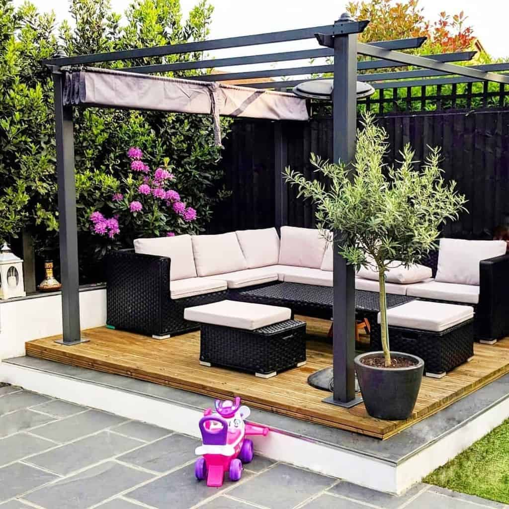 the top 43 patio shade ideas