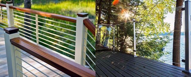 Top 70 Best Deck Railing Ideas Outdoor Design Inspiration