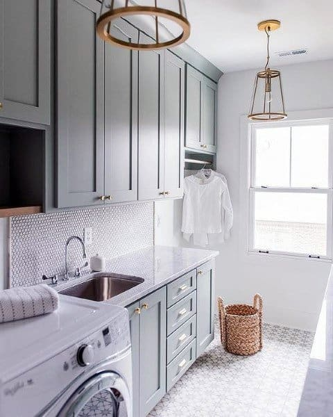 top 50 best laundry room ideas modern and modish designs on best laundry room designs id=31034