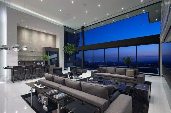Top 50 Best Modern Living Room Ideas