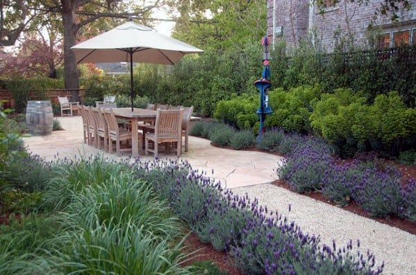 Top 40 Best Gravel Walkway Ideas - Hardscape Path Designs on Backyard With Gravel Ideas id=99356