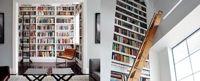 Top 70 Best Floor To Ceiling Bookshelves Ideas
