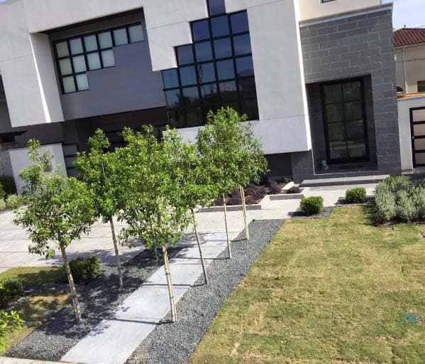 Top 60 Best Gravel Landscaping Ideas - Pebble Designs on Pebble Yard Ideas id=25294