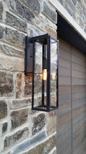 How Paint Outside Light Fixtures