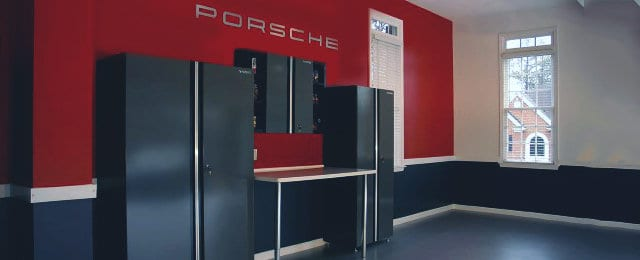 50 Garage Paint Ideas For Men - Masculine Wall Colors And ... on Garage Colors  id=35035
