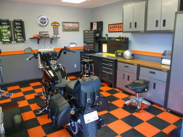 50 Garage Paint Ideas For Men - Masculine Wall Colors And ... on Garage Colors Ideas  id=82412