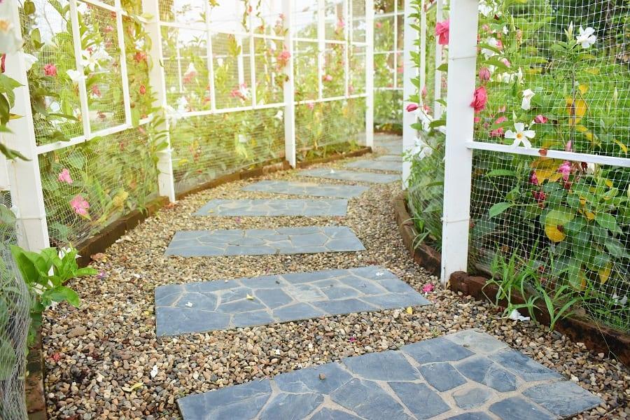 Top 70 Best Walkway Ideas - Unique Outdoor Pathway Designs on Backyard Walkway Ideas id=27716