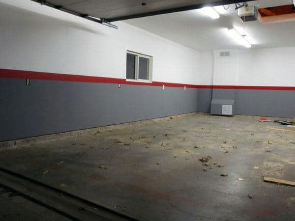 50 Garage Paint Ideas For Men - Masculine Wall Colors And ... on Garage Color Ideas  id=73771