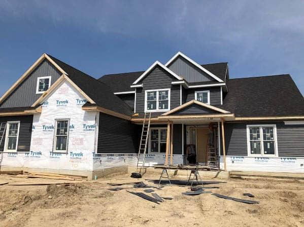 Top 60 Best Exterior House Siding Ideas - Wall Cladding ... on House Siding Ideas  id=99302