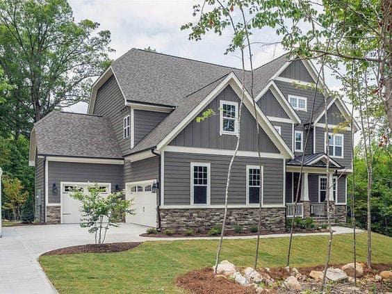 Top 60 Best Exterior House Siding Ideas - Wall Cladding ... on Modern Siding Ideas  id=88869