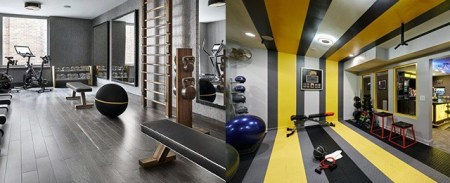 Top 40 Best Home Gym Floor Ideas   Fitness Room Flooring Designs Home Gym Floor Ideas Flooring Designs