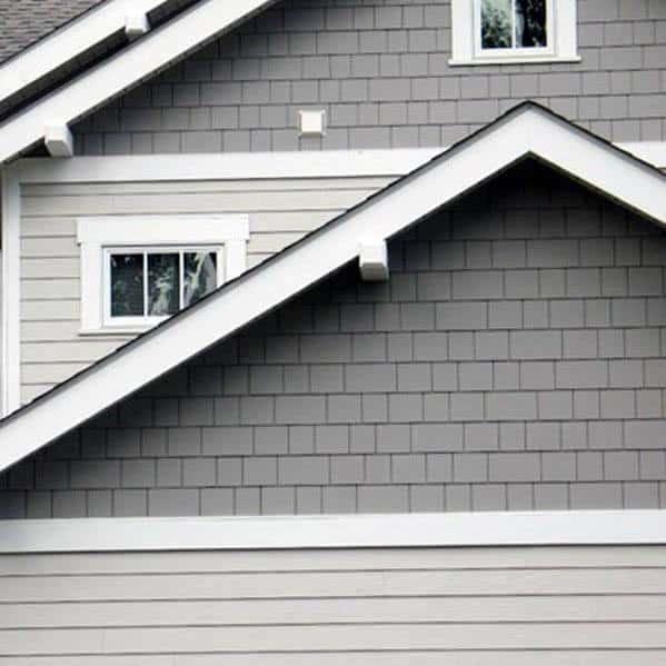 Top 60 Best Exterior House Siding Ideas - Wall Cladding ... on Modern Vinyl Siding Ideas  id=51672