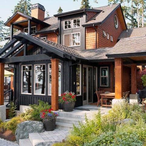 Top 60 Best Exterior House Siding Ideas - Wall Cladding ... on Modern House Siding Ideas  id=58784