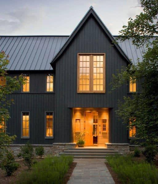 Top 60 Best Exterior House Siding Ideas - Wall Cladding ... on Modern Vinyl Siding Ideas  id=26564