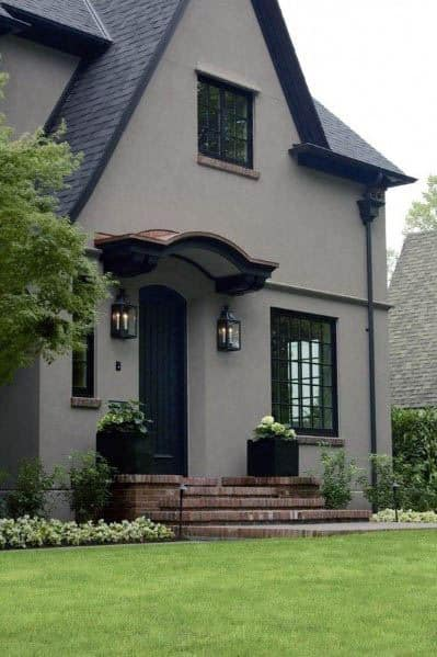 Top 50 Best Exterior House Paint Ideas - Color Designs on Painting Ideas For House  id=52784