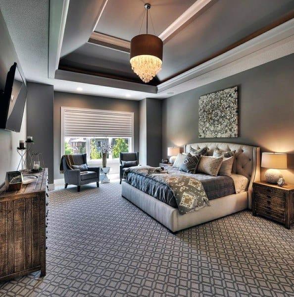 Top 60 Best Master Bedroom Ideas - Luxury Home Interior ... on Best Master Bedroom Designs  id=67609