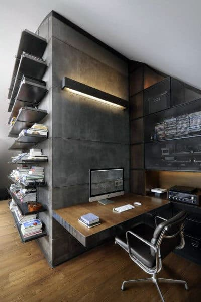 Incredible Mens Home Office Ideas