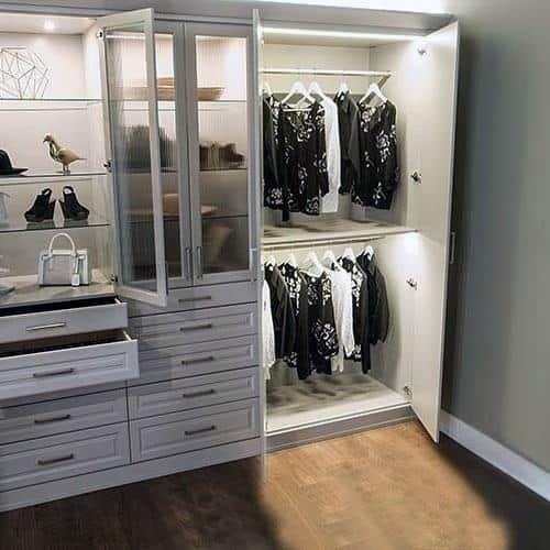 top 50 best closet lighting ideas