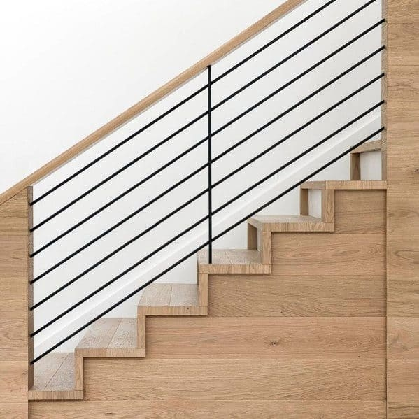 Top 70 Best Stair Railing Ideas Indoor Staircase Designs | Wood And Steel Handrail | Outdoor | Column | Stainless Steel | Balustrade | Ultra Modern Steel