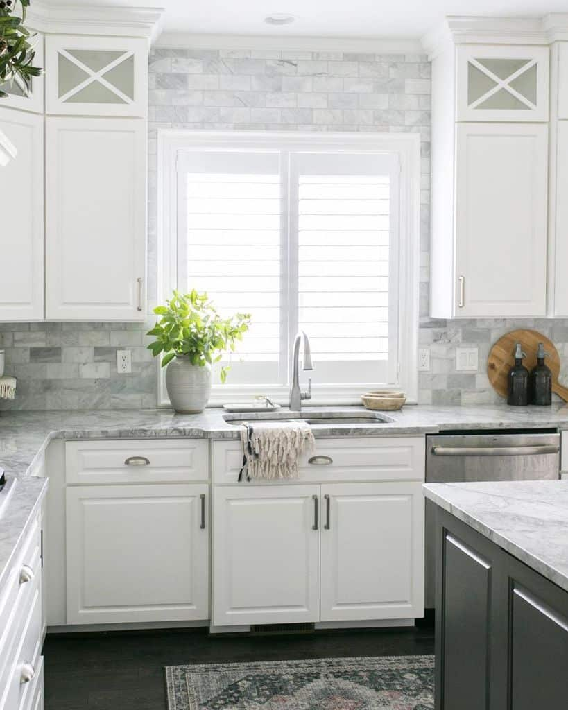 The Top 70+ Best Modern Farmhouse Kitchen - Interior Home ... on Luxury Farmhouse Kitchen  id=63312