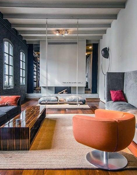 Living Room Apartment Ideas For Men Bachelor Decorating