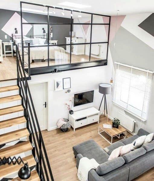 Loft Studio Apartment Ideas