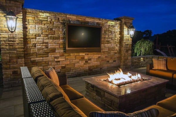 Top 60 Best Cool Backyard Ideas - Outdoor Retreat Designs on Best Backyard Patio Designs id=51875