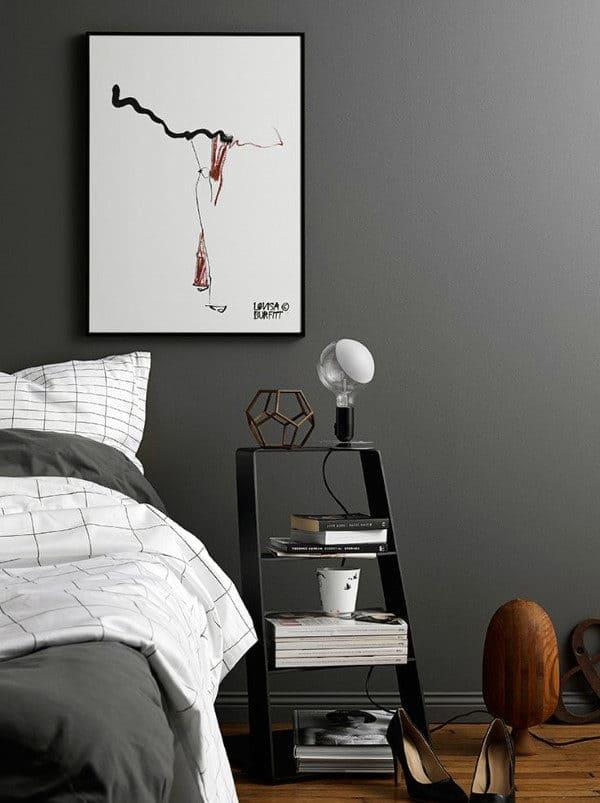 60 Men's Bedroom Ideas - Masculine Interior Design Inspiration on Bedroom Ideas For Men Small Room  id=80677
