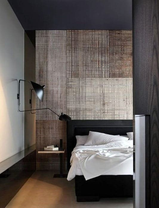 80 Bachelor Pad Men's Bedroom Ideas - Manly Interior Design on Bedroom Ideas For Men Small Room  id=27523