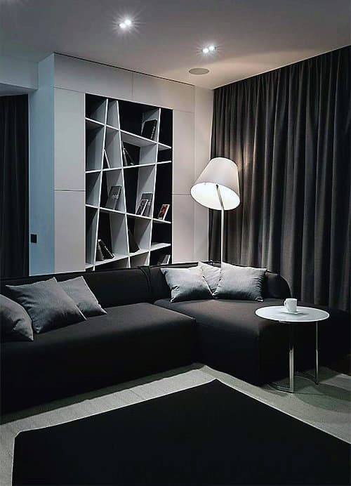 100 Bachelor Pad Living Room Ideas For Men - Masculine Designs on Bedroom Ideas For Men Small Room  id=14797