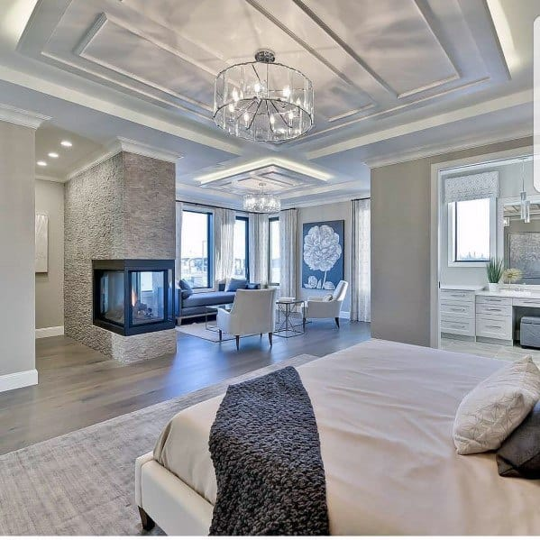 Top 60 Best Master Bedroom Ideas - Luxury Home Interior ... on Best Master Bedroom  id=80483