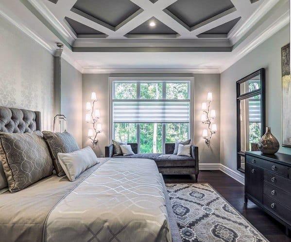 Top 60 Best Master Bedroom Ideas - Luxury Home Interior ... on Best Master Bedroom Ideas  id=40219