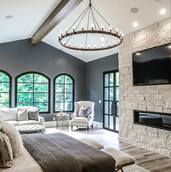 Top 60 Best Master Bedroom Ideas - Luxury Home Interior ... on Best Master Bedroom  id=80909