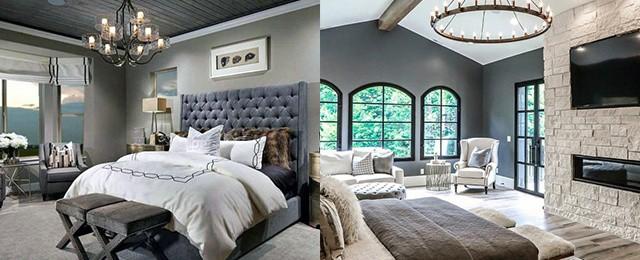 Top 60 Best Master Bedroom Ideas - Luxury Home Interior ... on Best Master Bedroom Designs  id=82221