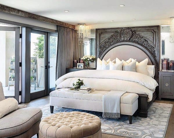 Top 60 Best Master Bedroom Ideas - Luxury Home Interior ... on Best Master Bedroom  id=97146