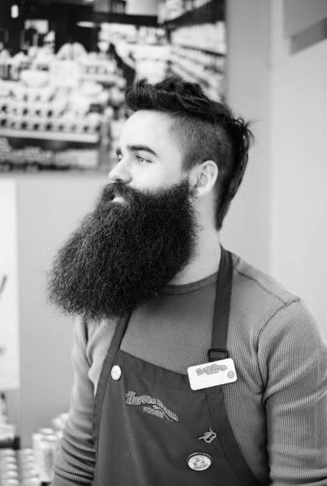 Unser autor lorenz wünscht sich endlich eine alternative. Undercut With Beard Haircut For Men - 40 Manly Hairstyles