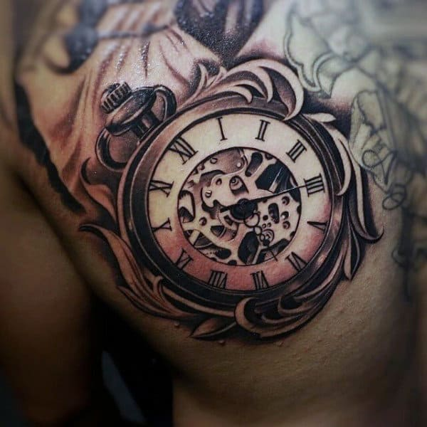 Tattoo Cogs Steampunk And Drawings Gears
