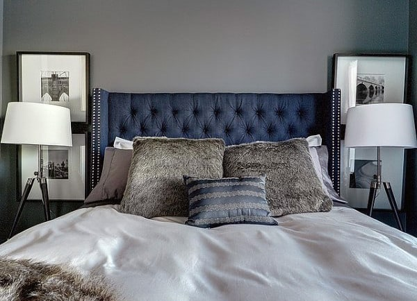80 Bachelor Pad Men's Bedroom Ideas - Manly Interior Design on Bedroom Ideas Guys  id=24327