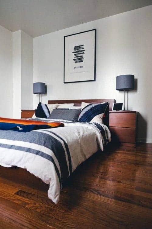 60 Men's Bedroom Ideas - Masculine Interior Design Inspiration on Guys Bedroom Ideas  id=37923