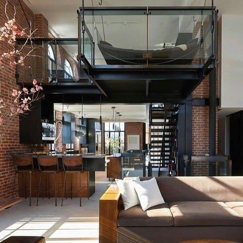 Top 70 Best Loft Ideas Cool Two Story Designs