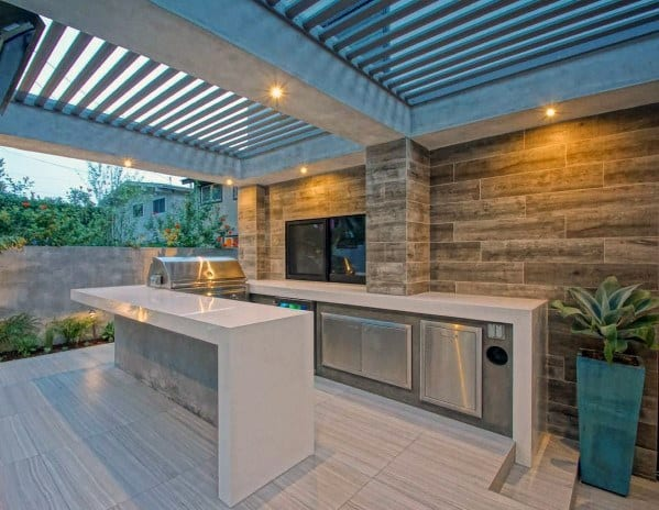 Top 60 Patio Roof Ideas - Covered Shelter Designs on Roof For Patio Ideas id=94234