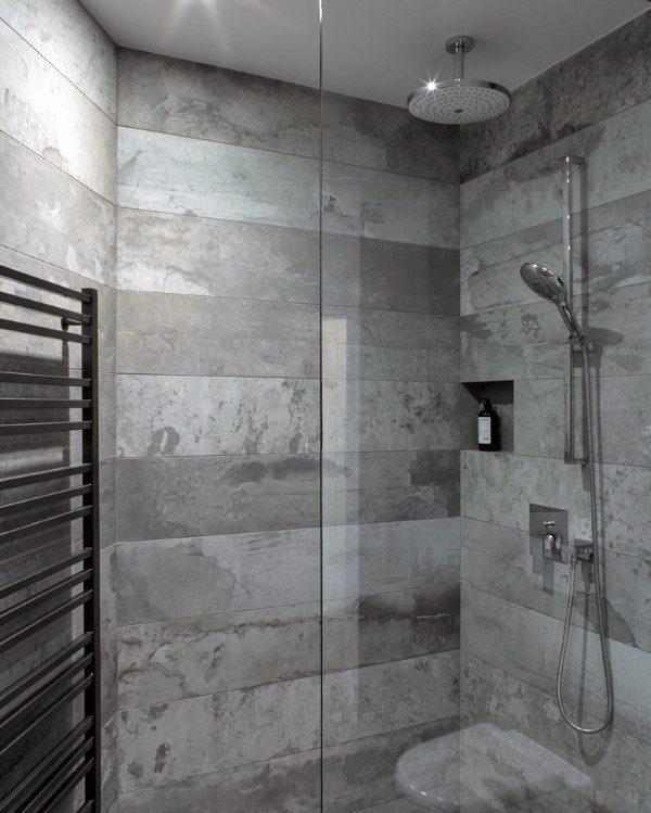 top 50 best modern shower design ideas