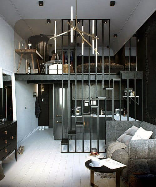 Modern Home Interior Designs Studio Apartment