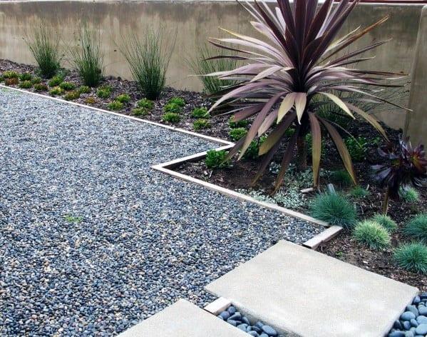 Top 40 Best Gravel Patio Ideas - Backyard Designs on Backyard With Gravel Ideas id=48102